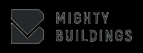 Mighty Buildings logo